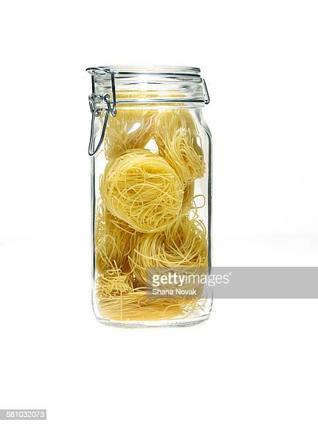 Angel Hair Pasta In a Air-tight Jar