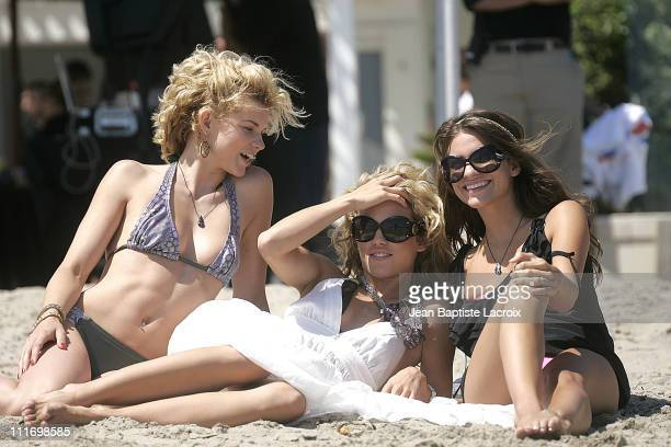Angel McCord AnnaLynne McCord and Rachel McCord sighting in Malibu on August 2 2009 in Los Angeles California
