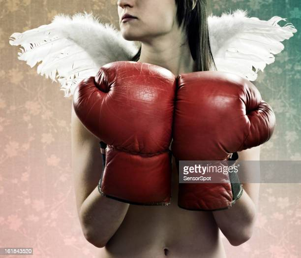 Angel of boxers