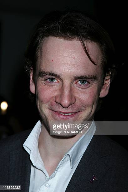 'Angel' Premiere In Paris France On March 05 2007 Michael Fassbender