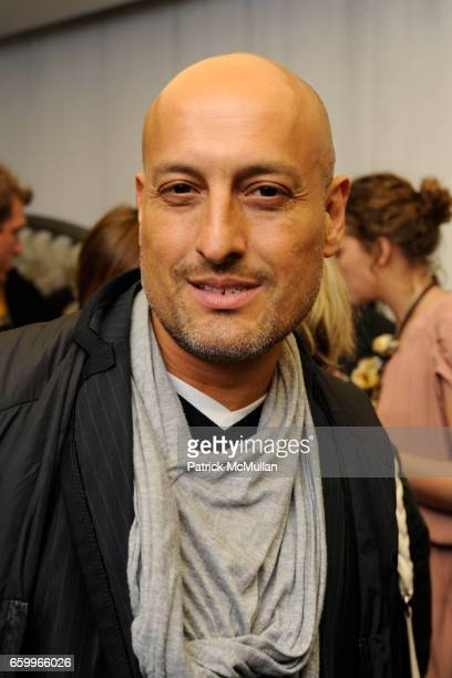 Angel Sanchez attends MARNI Uptown Opening Party at Marni Boutique on May 5 2009 in New York City