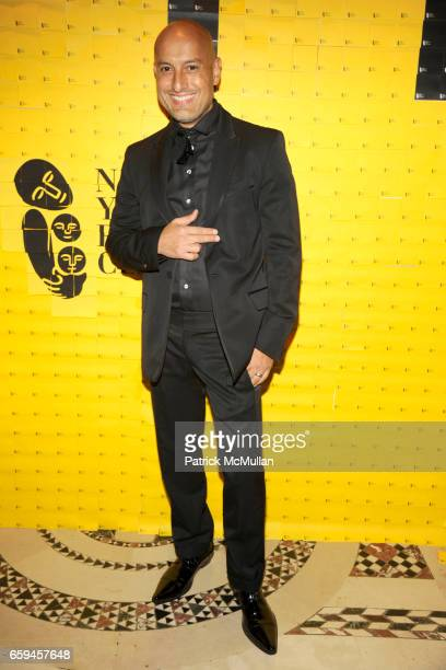Angel Sanchez attends NEW YORKERS FOR CHILDREN 10th Annual Fall Gala at Cipriani 42nd on September 22 2009 in New York City
