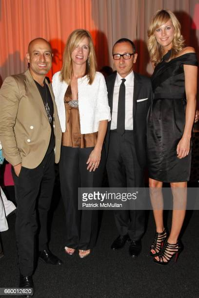 Angel Sanchez Karen Peterson Giles Mendel and Kylie Case attend Lincoln Center 50th Anniversary Spring Gala 'Some Things Just Go Together' at Alice...