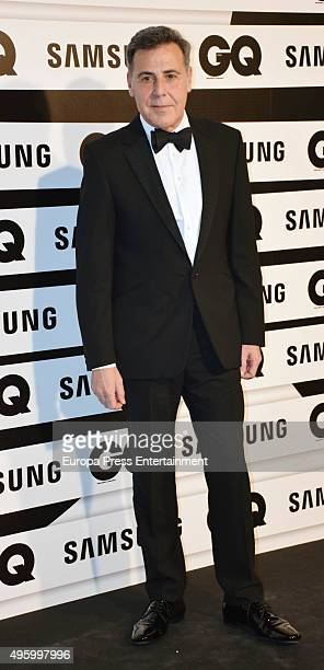 Angel Schlesser attends GQ 2015 Men of the Year Awards at Palace Hotel on November 5 2015 in Madrid Spain