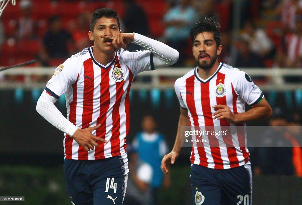 Chivas v Necaxa - Torneo Apertura 2017 Liga MX