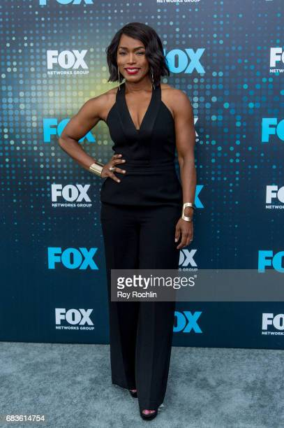 Angela Basset attends the 2017 FOX Upfront at Wollman Rink Central Park on May 15 2017 in New York City