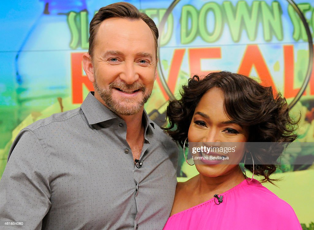THE CHEW Angela Bassett and David Zinczenko are the guests today January 15 2015 on ABC's 'The Chew' 'The Chew' airs MONDAY FRIDAY on the ABC...