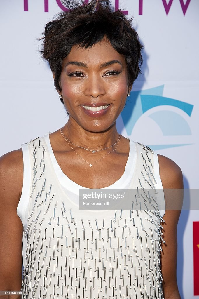 <a gi-track='captionPersonalityLinkClicked' href=/galleries/search?phrase=Angela+Bassett&family=editorial&specificpeople=171174 ng-click='$event.stopPropagation()'>Angela Bassett</a> attends the Hollywood Bowl Hall Of Fame Opening Night at The Hollywood Bowl on June 22, 2013 in Los Angeles, California.