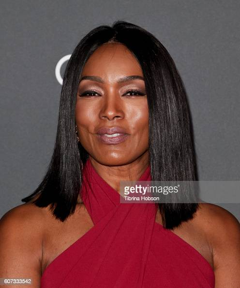 Angela Bassett attends the Television Academy reception for Emmy Nominees at Pacific Design Center on September 16 2016 in West Hollywood California