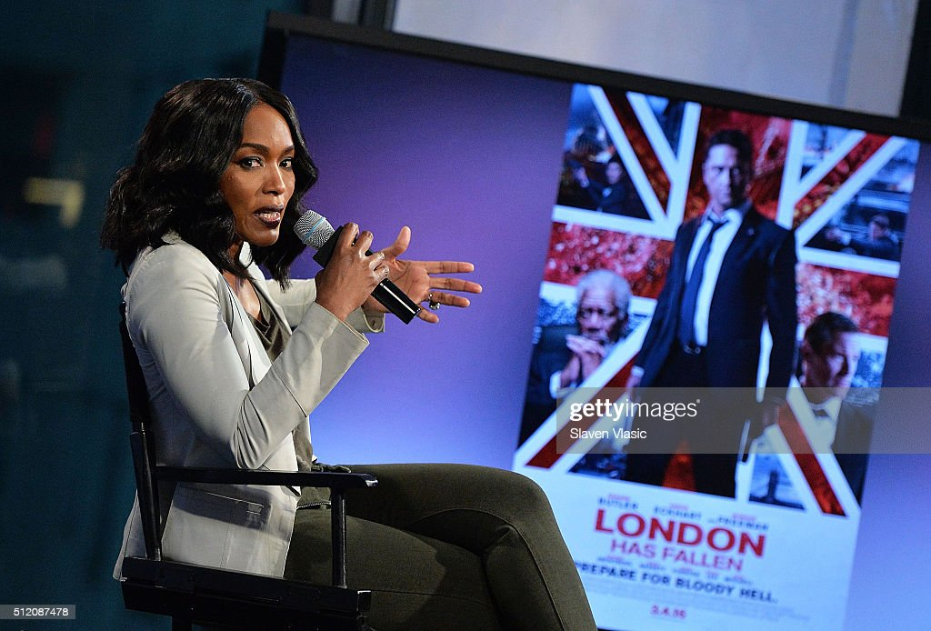 "AOL Build Speakers Series - Angela Bassett, ""London Has ..."