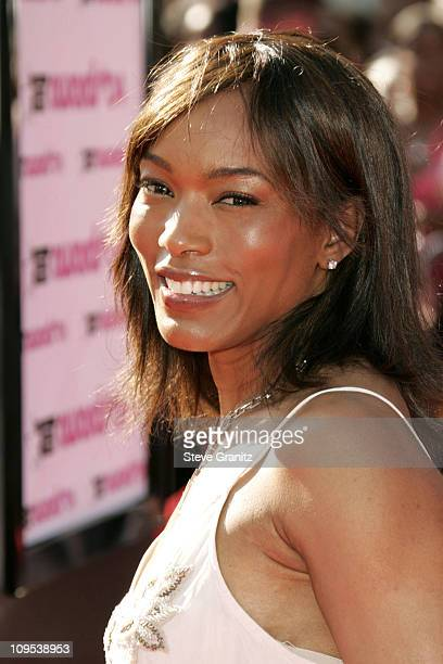 Angela Bassett during 4th Annual BET Awards Arrivals at Kodak Theatre in Hollywood California United States