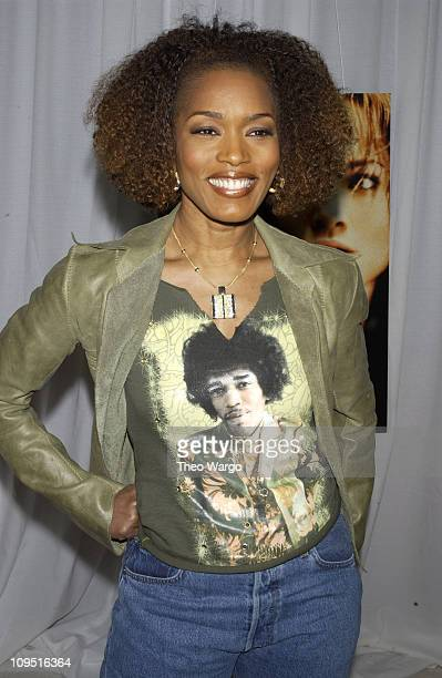 Angela Bassett during 'Enough' New York City Premiere After Party at Roseland in New York City New York United States