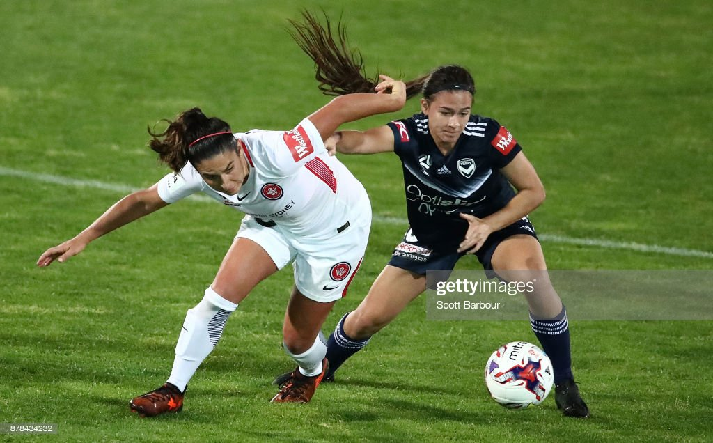 W-League Rd 5 - Melbourne v Western Sydney