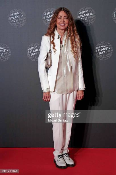 Angela Becerra attends the '66th Premio Planeta' Literature Award the most valuable literature award in Spain with 601000 euros for the winner at the...