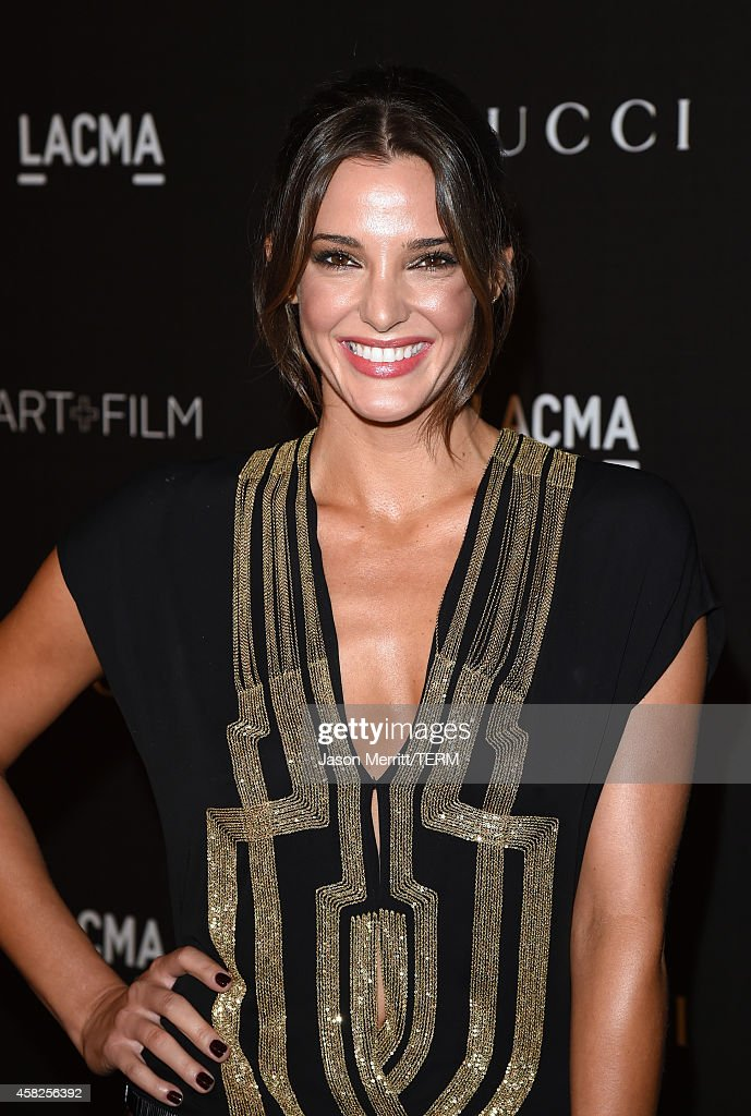 Angela Bellotte attends the 2014 LACMA Art + Film Gala honoring Barbara Kruger and Quentin Tarantino presented by Gucci at LACMA on November 1, 2014 in Los Angeles, California.
