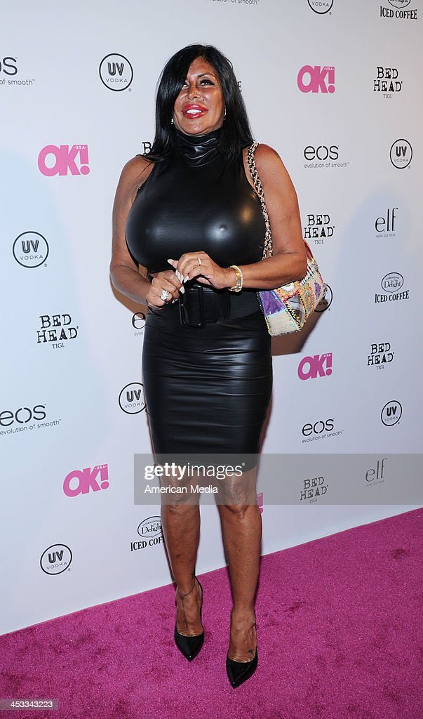 Angela 'Big Ang' Raiola attends OK Magazine's So Sexy Party on May 1 2013 in New York City