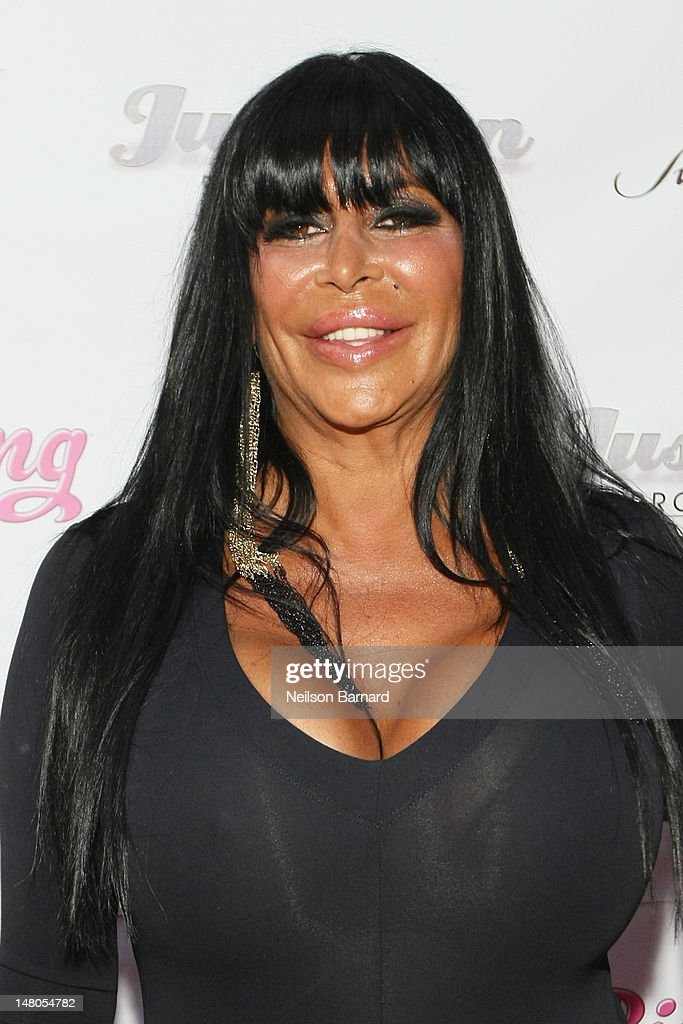 Angela 'Big Ang' Raiola attends the VH1 Big Ang Party at Trattoria Dopo Teatro on July 8 2012 in New York City