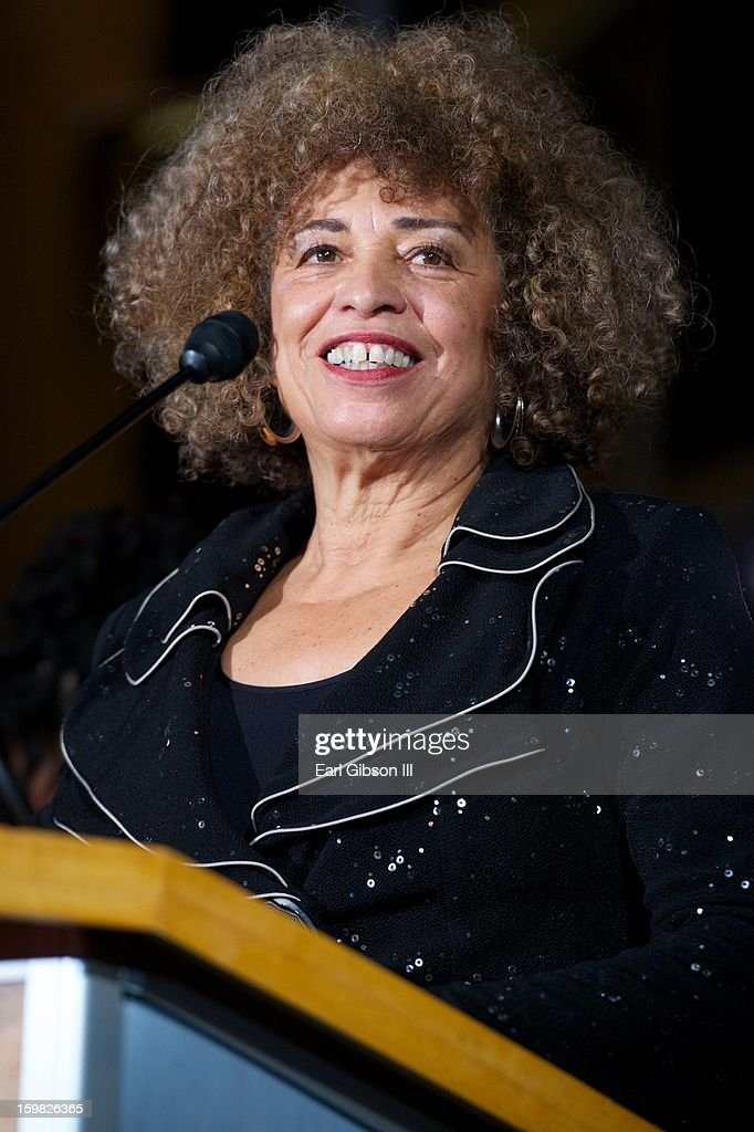 <a gi-track='captionPersonalityLinkClicked' href=/galleries/search?phrase=Angela+Davis+-+Activist&family=editorial&specificpeople=233774 ng-click='$event.stopPropagation()'>Angela Davis</a> speaks at The 2013 Peace Ball: Voices of Hope And Resistance at Arena Stage on January 20, 2013 in Washington, DC.