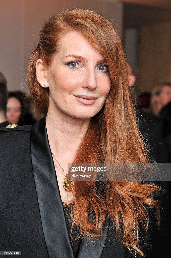 Angela Dunn attends the Rodial Beautiful Awards at St Martin's Lane Hotel on March 19, 2013 in London, England.