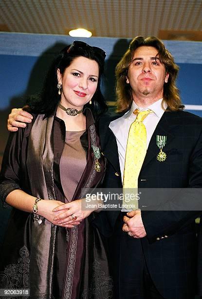 Angela Gheorghiu Roberto Alagna Opera singers