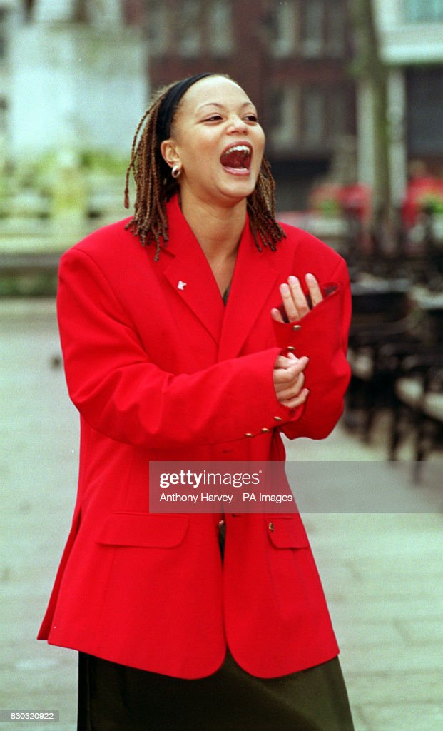 Redcoat Angela Griffin Pictures | Getty Images