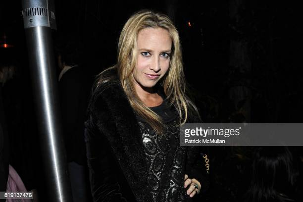 Angela Janklow attend NICOLAS BERGGRUEN's 2010 Annual Party at the Chateau Marmont on March 3 2010 in West Hollywood California