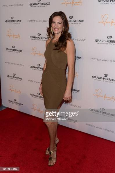 Angela Kilcullen attends the GirardPerregaux launch of the Mission of Mermaids watch with Susan and David Rockefeller to benefit Nile Rodgers' We Are...