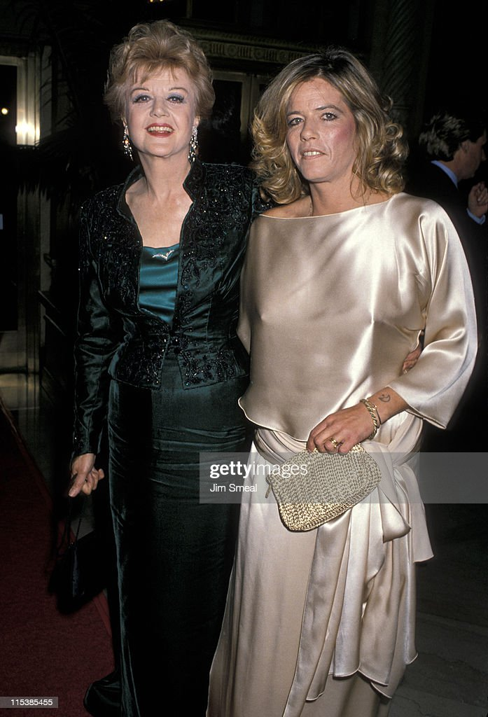 Angela Lansbury and Da...