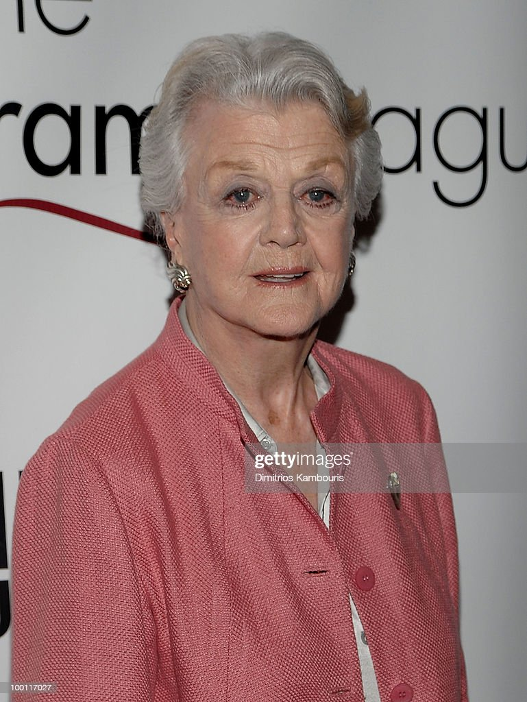 Angela Lansbury attends the 76th Annual Drama League Awards ceremony and luncheon at the Marriot Marquis on May 21, 2010 in New York City.