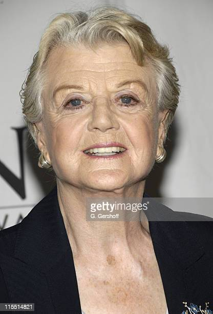 Angela Lansbury during 61st Annual Tony Awards Press Reception at Marriott Marquis in New York City New York United States