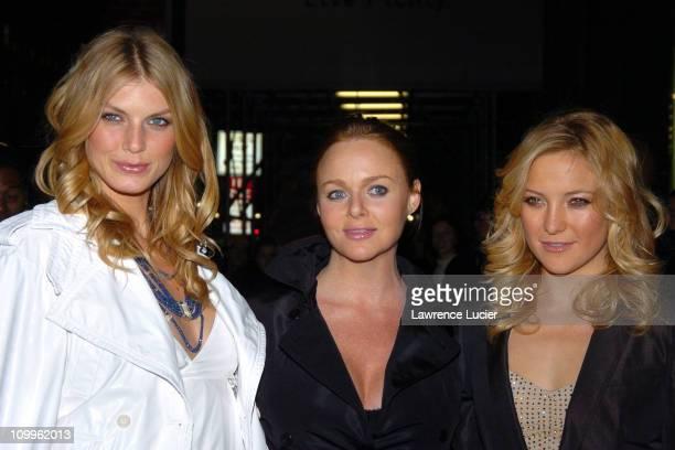 Angela Lindvall Stella McCartney and Kate Hudson