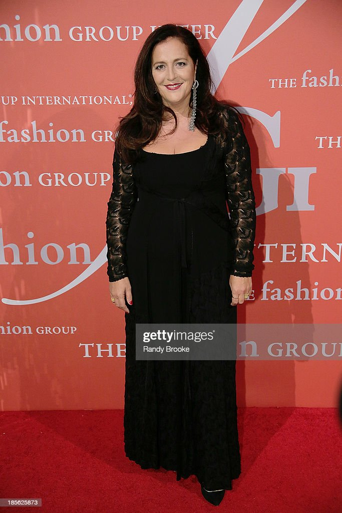 Angela Missoni attends the 30th Annual Night Of Stars presented by The Fashion Group International at Cipriani Wall Street on October 22, 2013 in New York City.