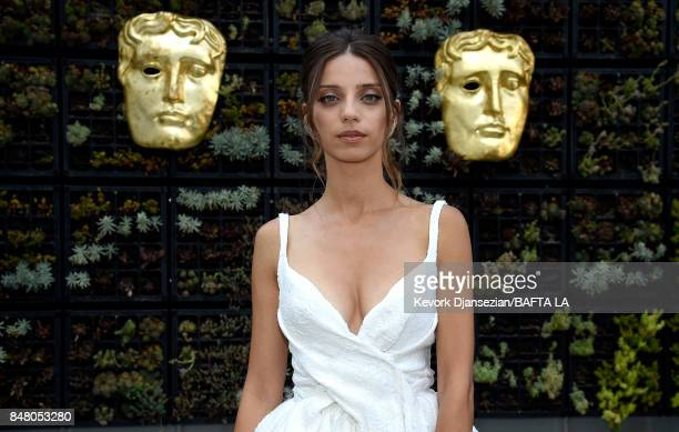 Angela Sarafyan attends the BBC America BAFTA Los Angeles TV Tea Party 2017 at The Beverly Hilton Hotel on September 16 2017 in Beverly Hills...