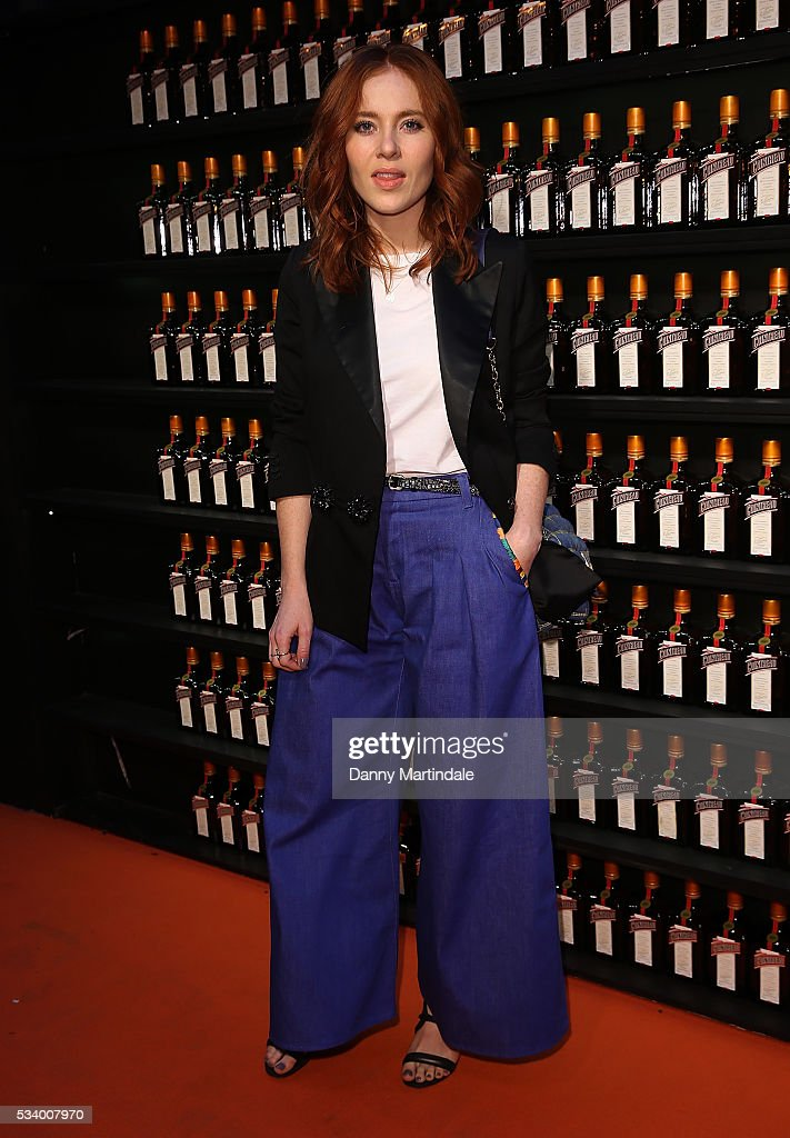 <a gi-track='captionPersonalityLinkClicked' href=/galleries/search?phrase=Angela+Scanlon&family=editorial&specificpeople=9752135 ng-click='$event.stopPropagation()'>Angela Scanlon</a> attends the Cointreau Creative Awards at Liberty London on May 24, 2016 in London, England.