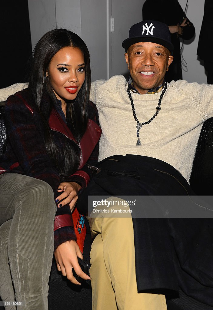 <a gi-track='captionPersonalityLinkClicked' href=/galleries/search?phrase=Angela+Simmons&family=editorial&specificpeople=653461 ng-click='$event.stopPropagation()'>Angela Simmons</a> and <a gi-track='captionPersonalityLinkClicked' href=/galleries/search?phrase=Russell+Simmons&family=editorial&specificpeople=202479 ng-click='$event.stopPropagation()'>Russell Simmons</a> attend DSquared2 and Interview Magazines premiere screening of 'Behind The Mirror':Spring Summer 2013 Campaign at Copacabana on February 10, 2013 in New York City.
