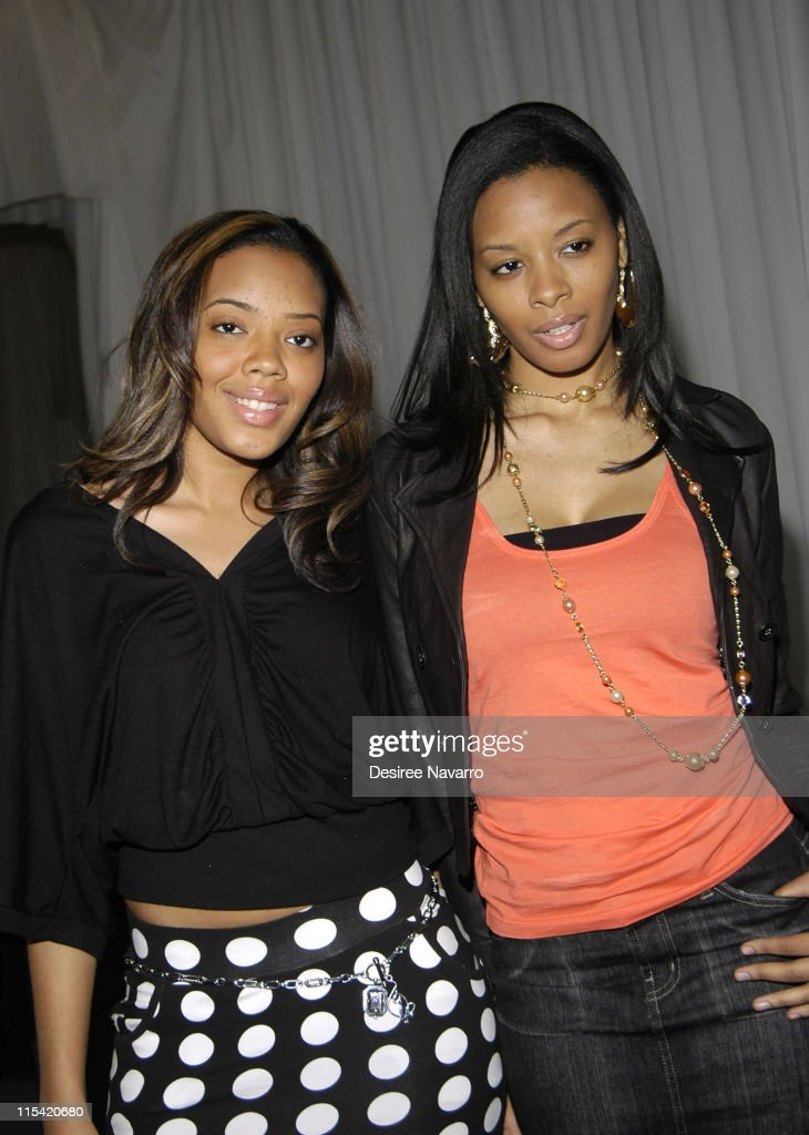 Angela Simmons and Vanessa Simmons from Run's House