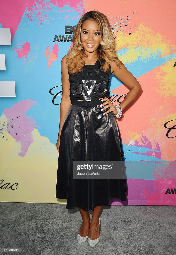 <a gi-track='captionPersonalityLinkClicked' href=/galleries/search?phrase=Angela+Simmons&family=editorial&specificpeople=653461 ng-click='$event.stopPropagation()'>Angela Simmons</a> attend Debra L. Lee's 7th annual VIP pre BET dinner event at Milk Studios on June 29, 2013 in Los Angeles, California.