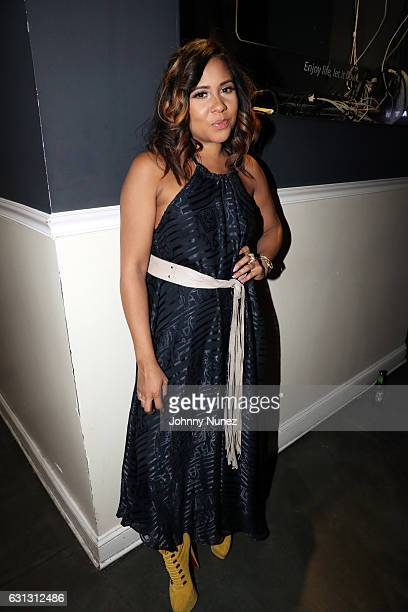 Angela Yee hosts Angela Yee's Staycation Brunch on January 8 2017 in the Queens borough of New York City
