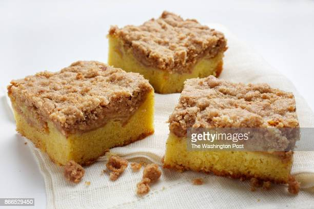 Angelas Apple Olive Oil Cake photographed in Washington DC Photo by Deb Lindsey/For The Washington Post via Getty Images