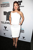 "Screening Of Telemundo's ""Jenni Rivera: Mariposa De..."