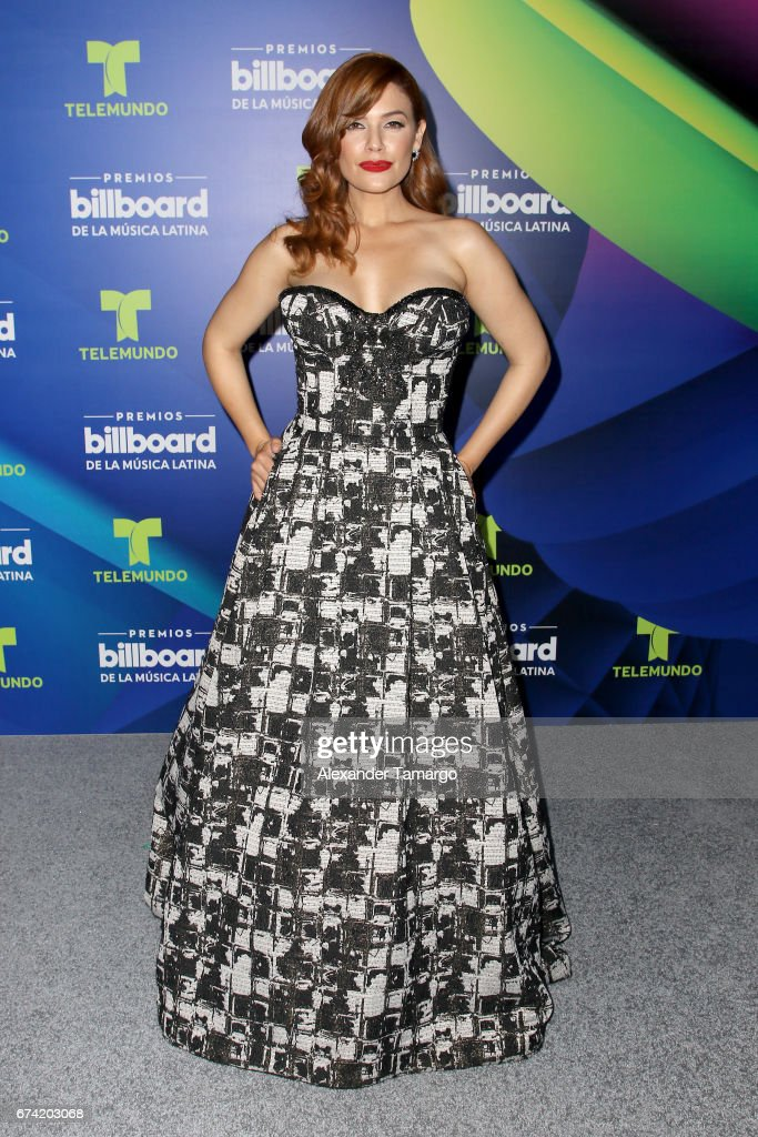 Billboard Latin Music Awards - Press Room