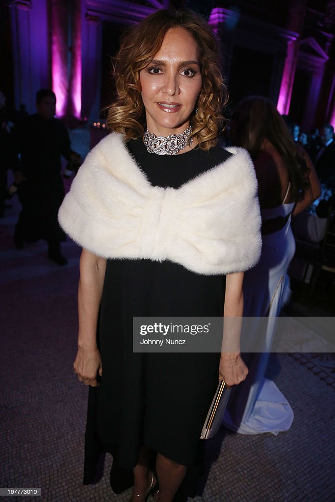Angelica Fuentes attends the 67th Anniversary Jose Limon Dance Foundation Gala at Capitale on April 29, 2013 in New York City.