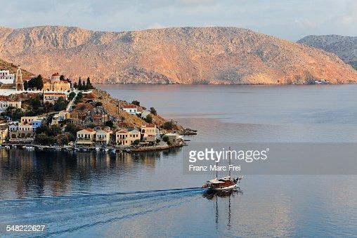 Angelidi, Symi Stadt, Insel Symi