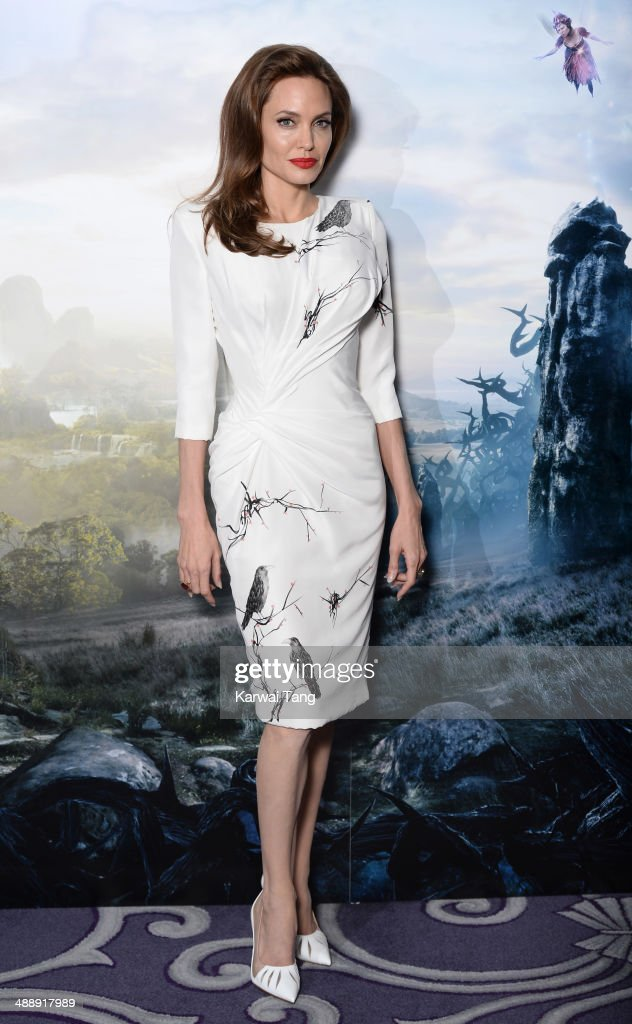 <a gi-track='captionPersonalityLinkClicked' href=/galleries/search?phrase=Angelina+Jolie&family=editorial&specificpeople=201591 ng-click='$event.stopPropagation()'>Angelina Jolie</a> attends a photocall for 'Maleficent' held at the Corinthia Hotel, London on May 9, 2014 in London, England.