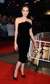 Angelina Jolie attends 'Maleficent' Japan premiere at Ebisu Garden Place on June 23 2014 in Tokyo Japan