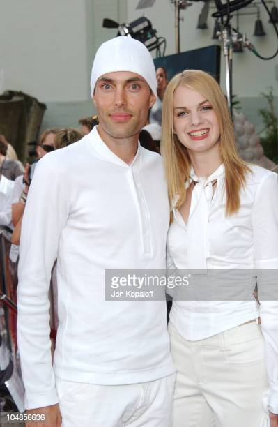 Angelina Jolie's brother James Haven and friend Rachel