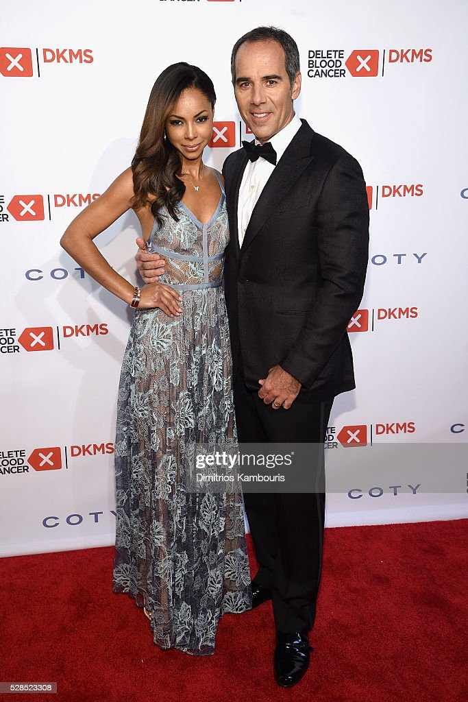 Angelina Lipman (L) and <a gi-track='captionPersonalityLinkClicked' href=/galleries/search?phrase=Monte+Lipman&family=editorial&specificpeople=3227231 ng-click='$event.stopPropagation()'>Monte Lipman</a> attend the 10th Annual Delete Blood Cancer DKMS Gala at Cipriani Wall Street on May 5, 2016 in New York City.