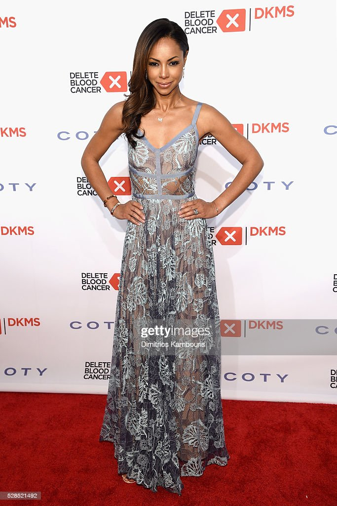 Angelina Lipman attends the 10th Annual Delete Blood Cancer DKMS Gala at Cipriani Wall Street on May 5, 2016 in New York City.