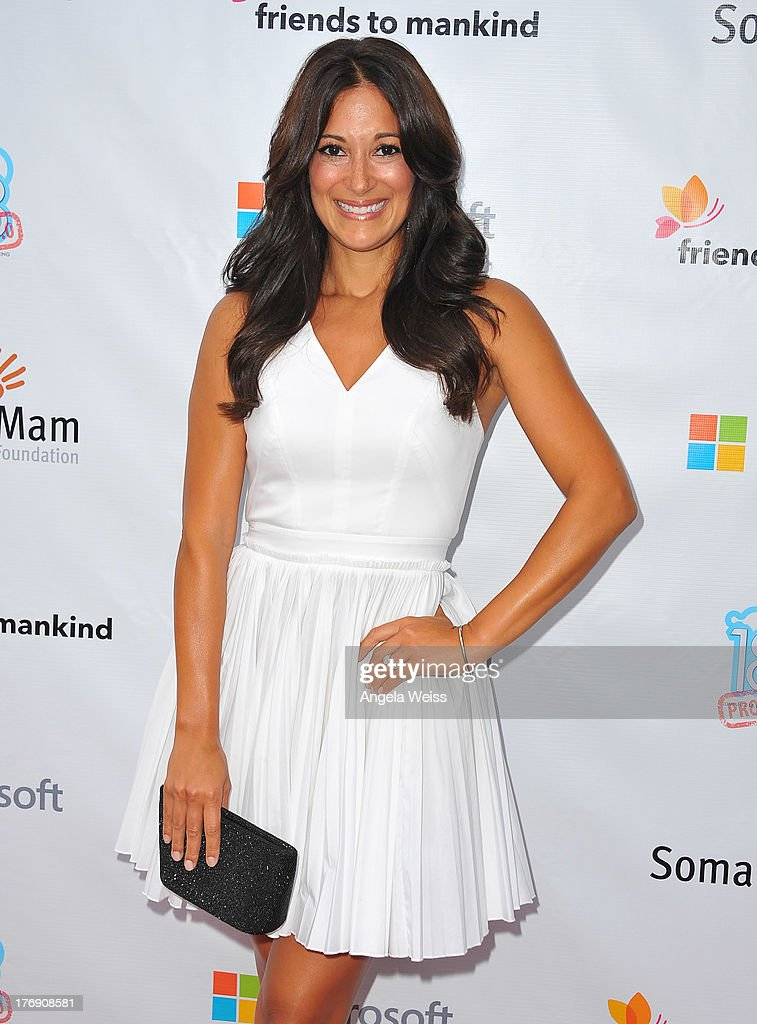 Summer Soiree Honoring the Somaly Mam Foundation on August 18, 2013 in Venice, California.