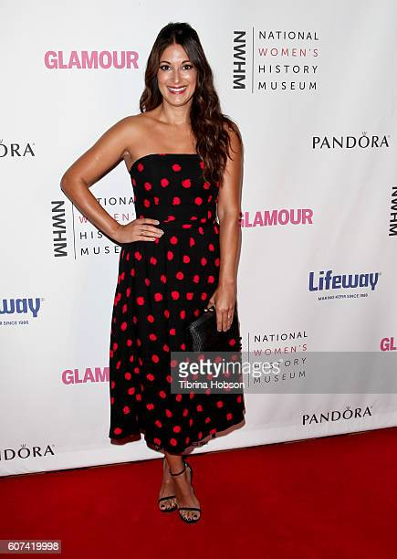 Angelique Cabral attends the 5th annual Women Making History Brunch at Montage Beverly Hills on September 17 2016 in Beverly Hills California